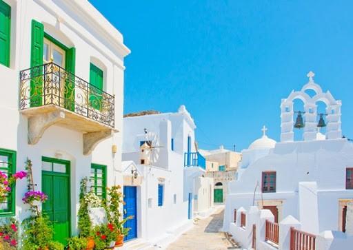 Amorgos Insula Grecia