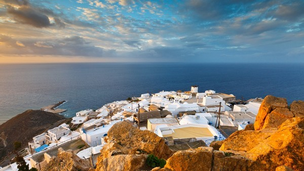 Anafi Insula Grecia Ghid