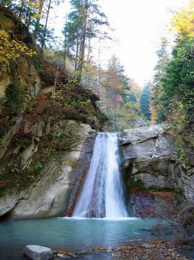 Cascada Pruncea buzau