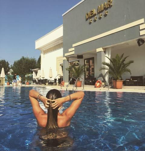 Hotel Del Mar Conference Center piscina