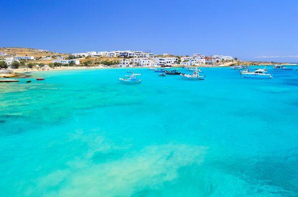 Koufonisia Insula Grecia Ghid