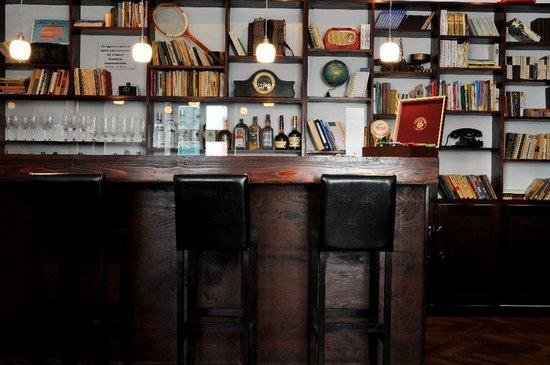 Kleines Cafe Sibiu