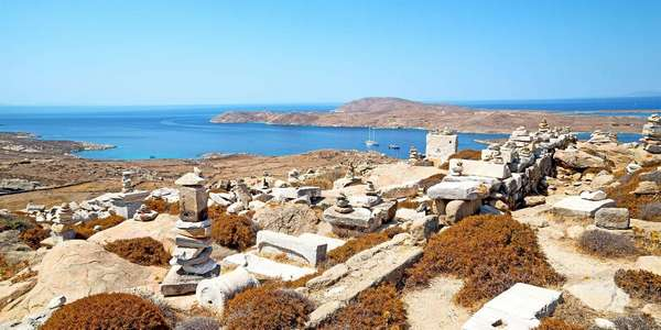 Mykonos Delos Insula Grecia Ghid
