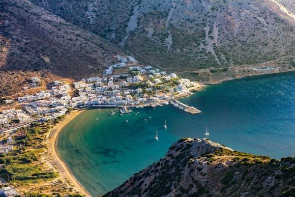 Sifnos Insula Grecia Ghid