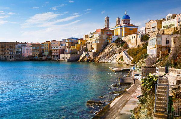 Syros Insula Ghid Grecia