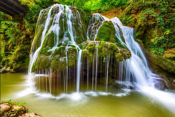 cascada bigar romania