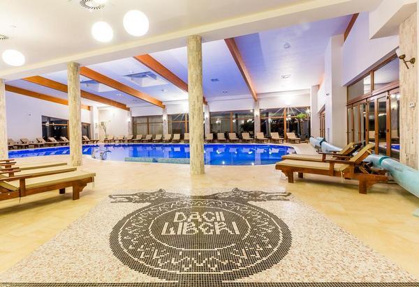 cazare Dacii Liberi Resort and Spa