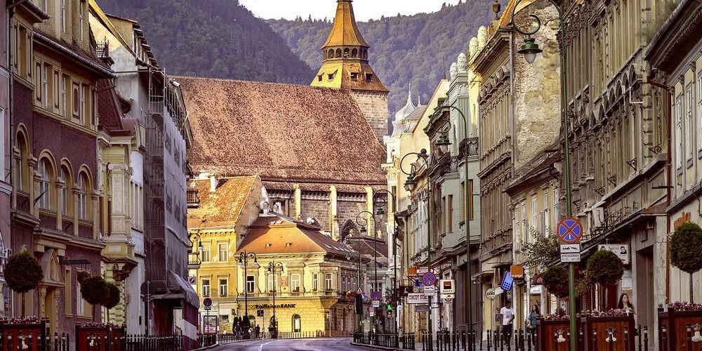 centru vechi brasov
