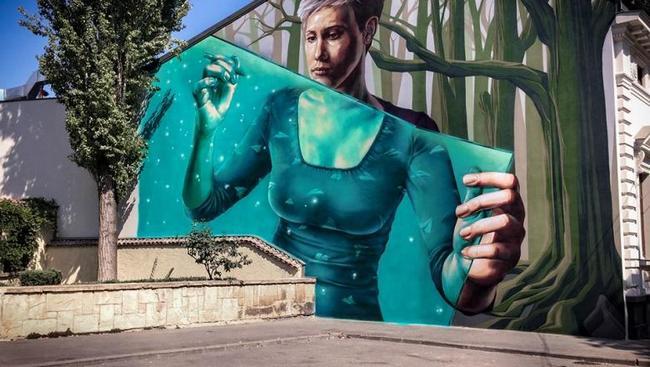 Desenele Graffiti bucuresti