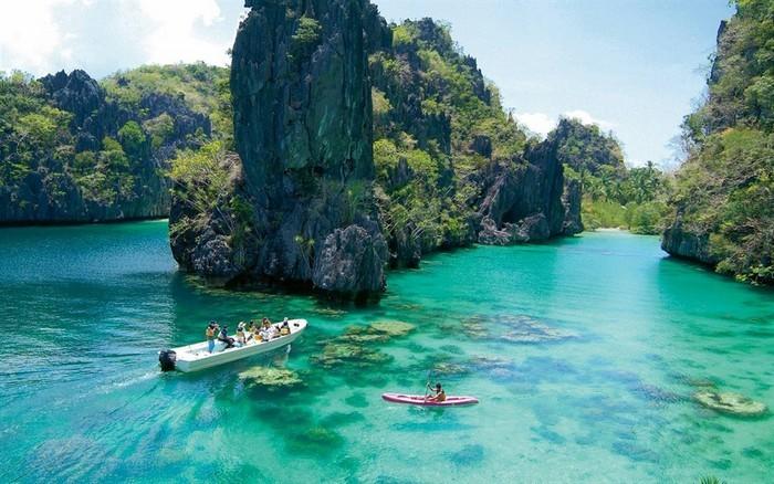 palawan filipine insula romantica