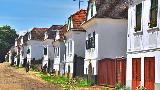 satul rametea cazare