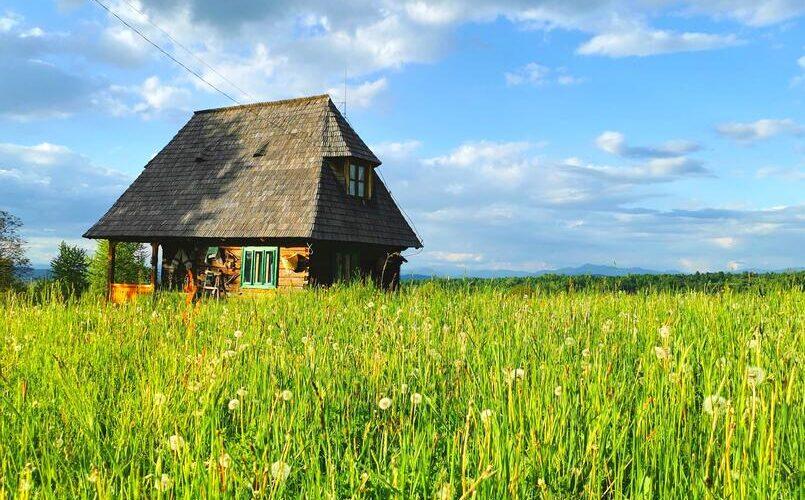 Pensiune Complex traditional Casa din Vale