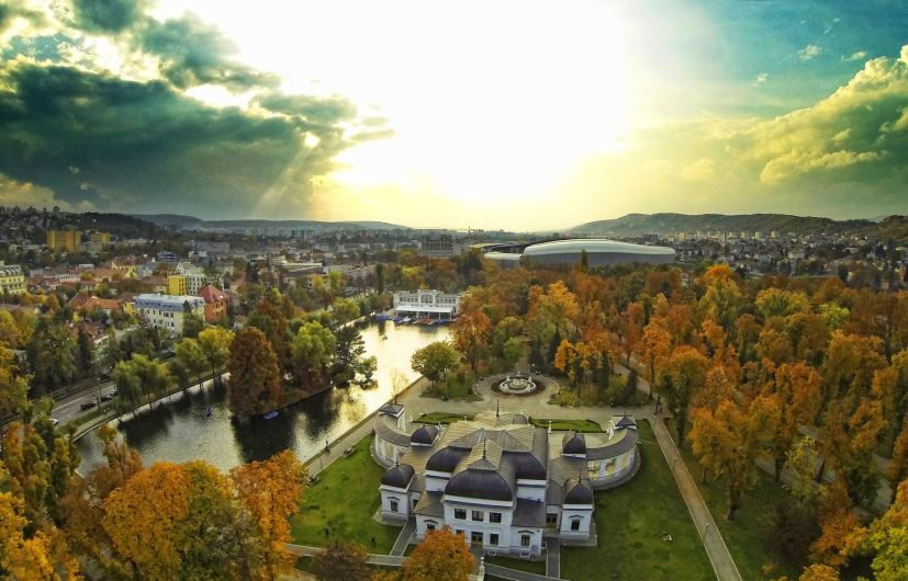 Parcul Central Simion Barnutiu Cluj
